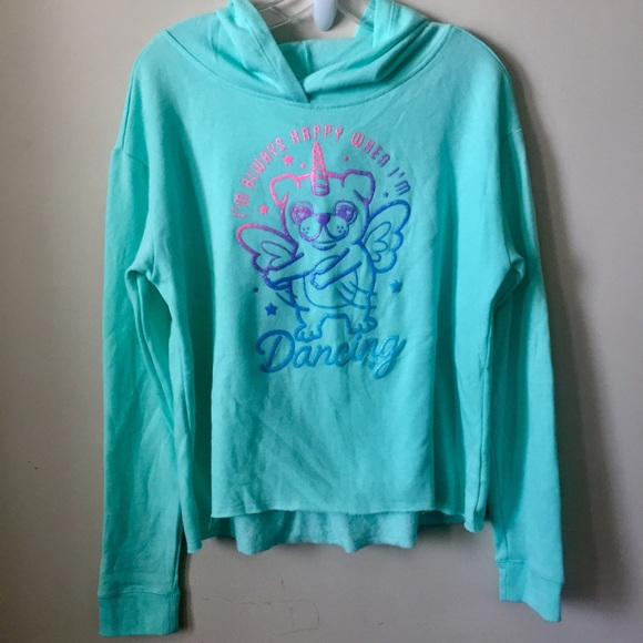Justice Other - Justice Sz 20PL Hoodie NWT